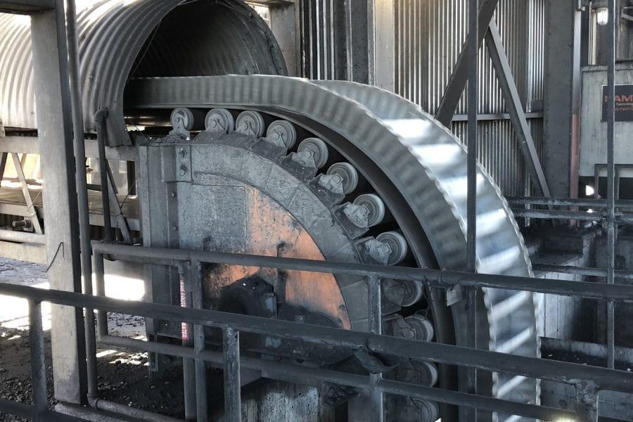 FLEXOWELL Corrugated Sidewall Conveyor Belting (5)