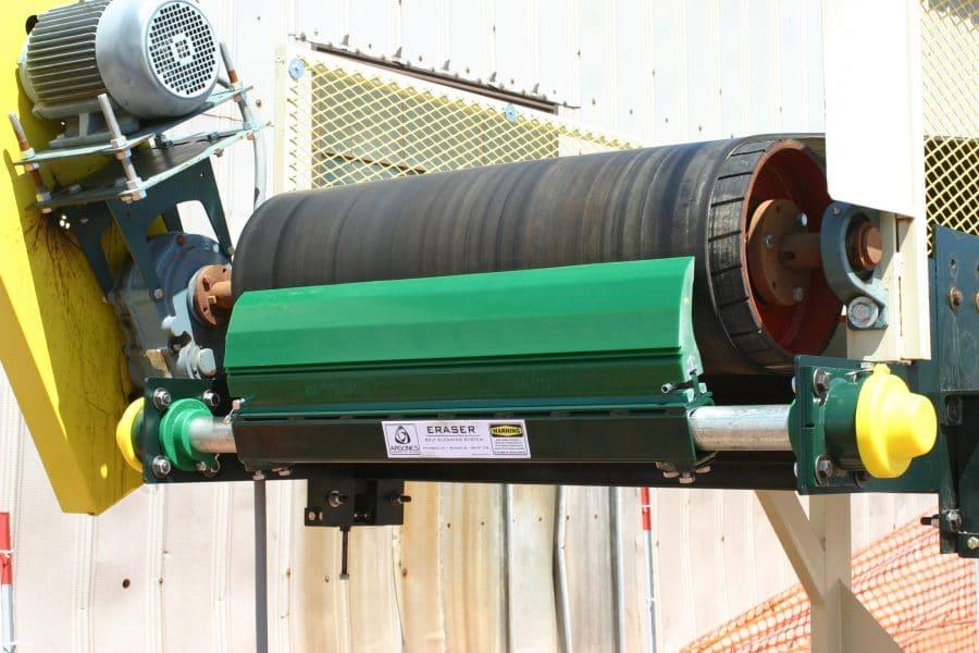 Argonics Eraser system installed